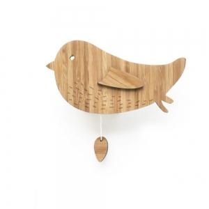 Bamboo_Bird muziek doos van ted en tone kinderkamer accessoires