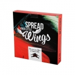 Vleugels Queen Flasher, Spread your Little Wings
