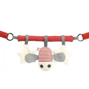 Speelgoedhanger voor de autostoel, kinderwagen of buggy