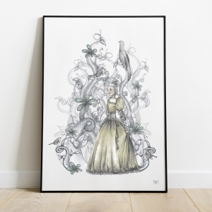 A4 poster fairy tale