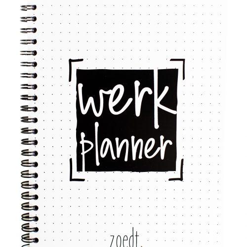 Werkplanner van Zoedt